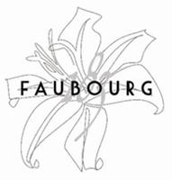 Logo for Faubourg