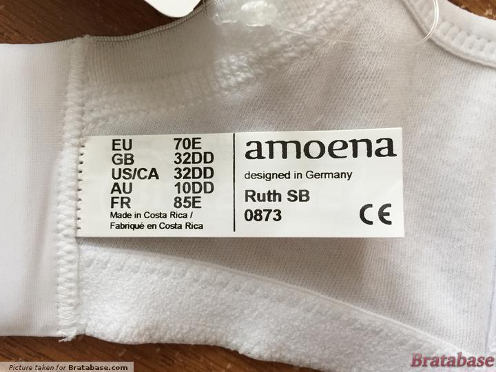 | 32DD - Amoena » Ruth Sb (0873)