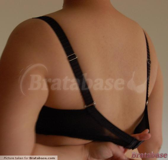 80G too big - band stretched   80G - Chantelle » C Chic Sexy Spacer Bra (3585)