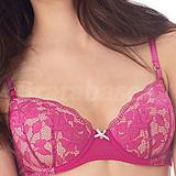 30DD - Betsey Johnson Intimates » Starlet Lace Balconette (7238
