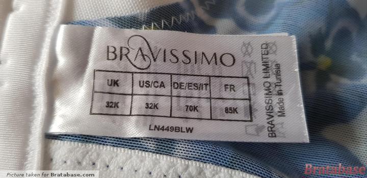 | 32K - Bravissimo » Penny Bra (LN449)