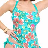 Hawaii Tankini Top (HAWAII4)