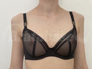 30D - Curvy Kate » Lifestyle Plunge Bra (CK5711) Wearing bra - Front shot