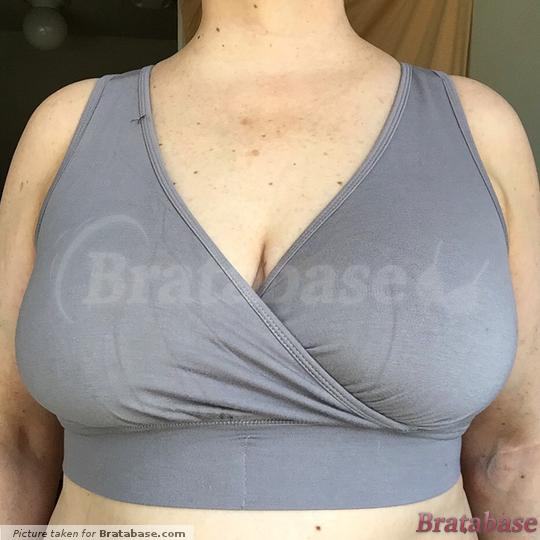 | L-B - Kindred Bravely » French Terry Scoop Back Busty Nursing B