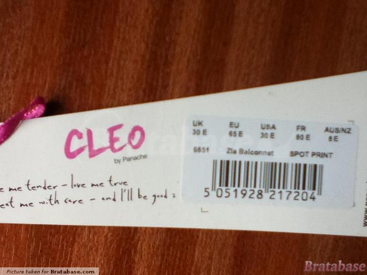 | 30E - Cleo » Zia Balconnet (6851)