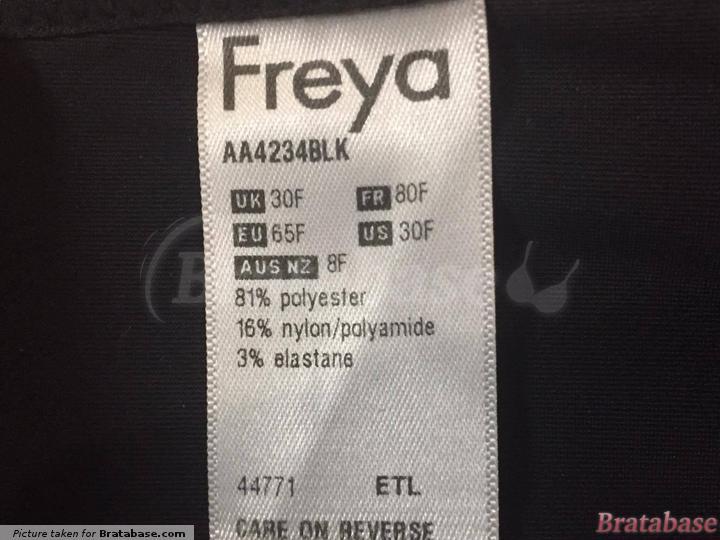 | 30F - Freya » Deco Moulded Plunge Bra (4234)