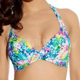 Paradise Island Underwired Padded Halter Bikini Top (3262)