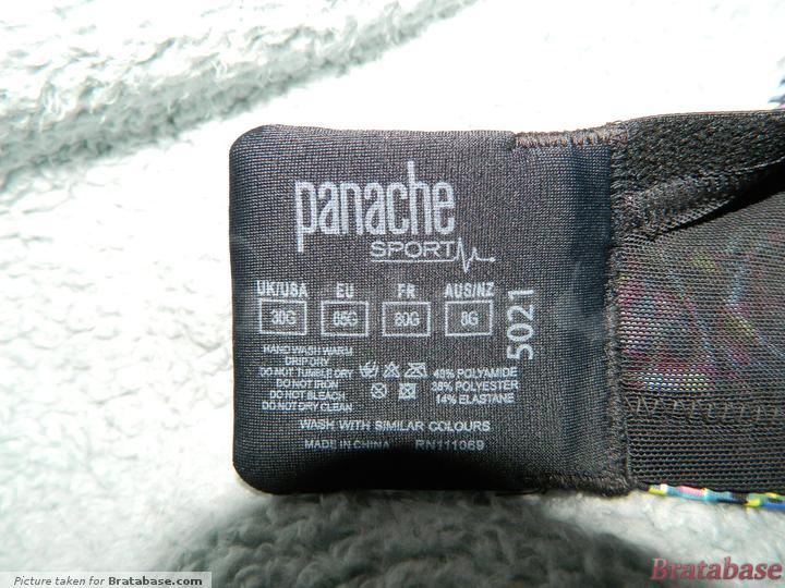   30G - Panache Sport » Sports Bra (5021)