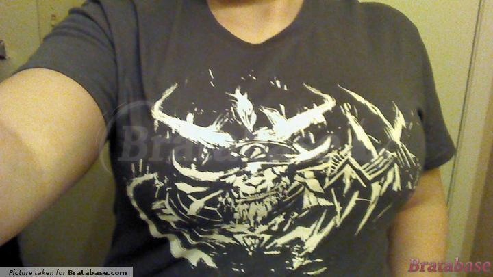 Under shirt with inserts | 85GG - Ewa Michalak » Chp Owoce Leśne (573)