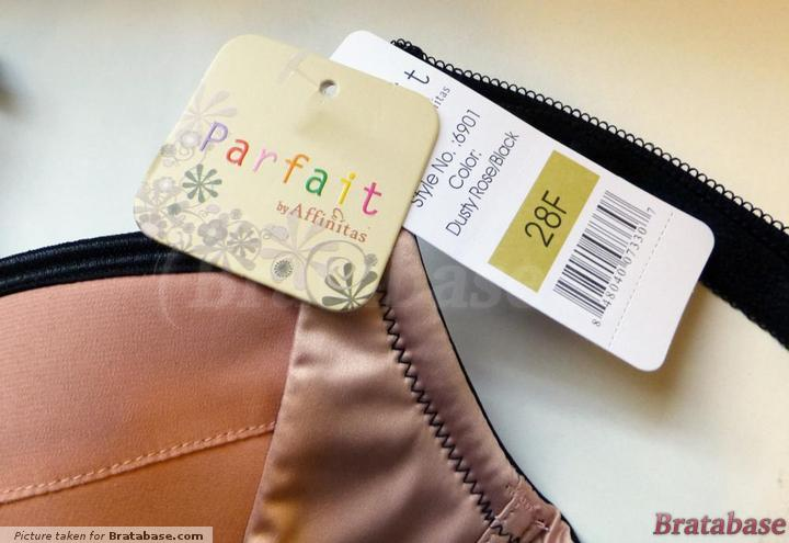 | 28F - Parfait By Affinitas » Charlotte Padded Bra (6901)