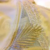 Lace detail at sides