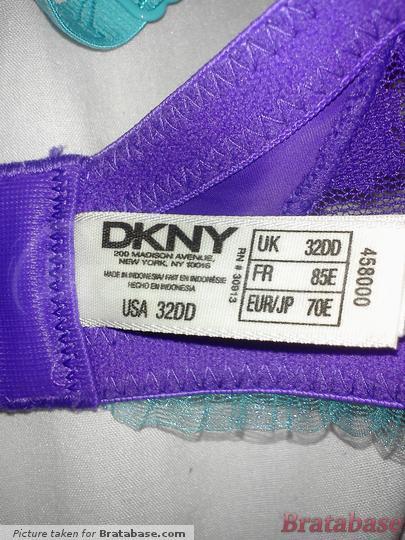   32DD - Dkny » Signature Lace Perfect Lift Demi Bra (458000)