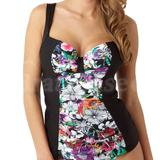 Annalise Moulded Balconnet Tankini (SW0841)