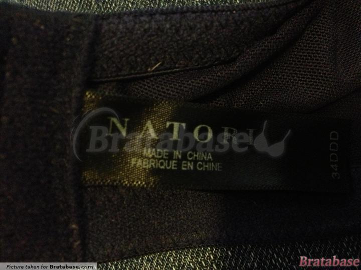 | 34DDD - Natori » Black Mesh Full Coverage (12050)