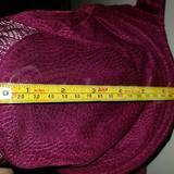 Height below the horizontal seam
