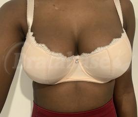 60H - Ewa Michalak » Chp Marcepanowa Magnolia (694) Wearing bra - Front shot