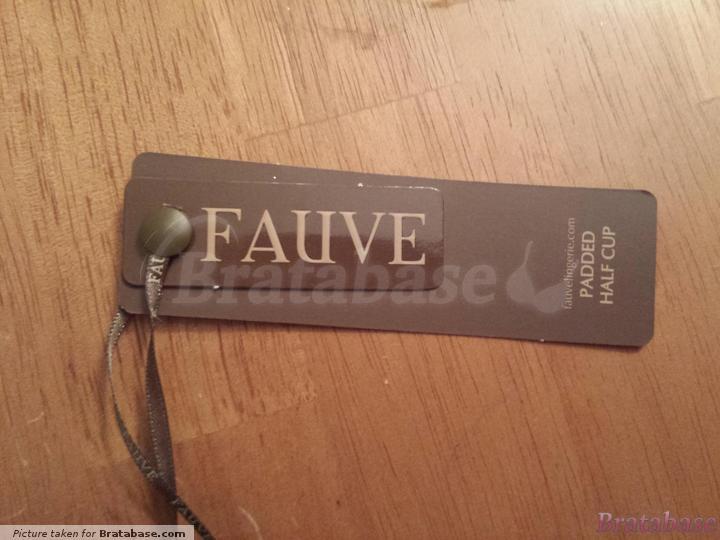 | 34F - Fauve » Coco Padded Half Cup Bra (0251)