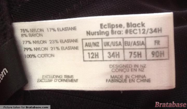 | 34H - Hotmilk » Eclipse Nursing Bra