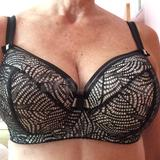 34FF - Anna Pardal For Comexim » Hibiscus Classic Plunge