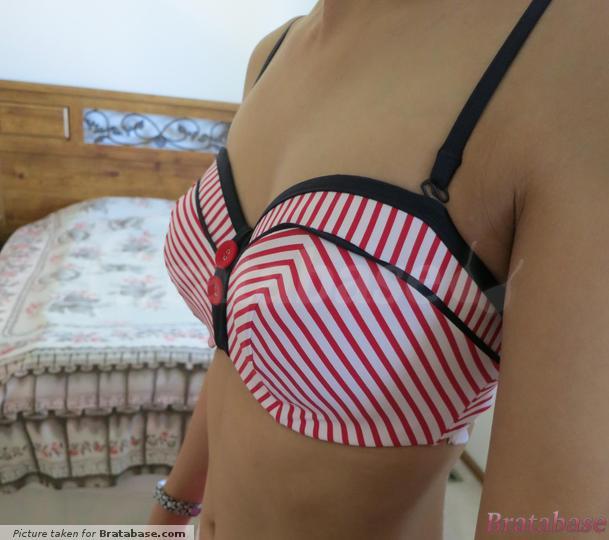 | 30E - Panache Swimwear » Lucille Bandeau Bikini Top (SW0560)