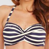 Santa Maria Underwired Twist Bandeau Bikini Top (137145)