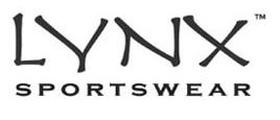 Logo for Lynx Sportswear