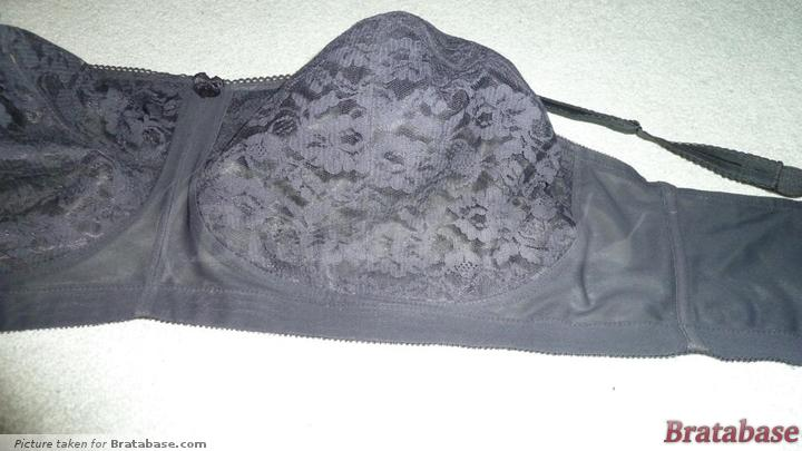 Deep cups and very wide side wings | 48FF - Goddess » Classic Lace (0386)