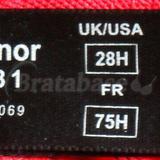 Eleanor 28H Fiesta Label