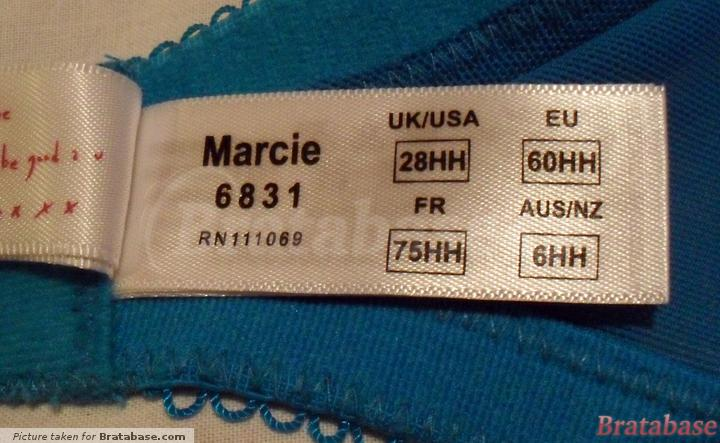 | 28HH - Cleo » Marcie Balconnet Bra (6831)