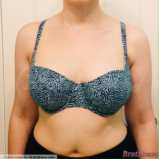 | 32FF - Cleo Swimwear » Hattie Balconnet Bikini Top (0042)