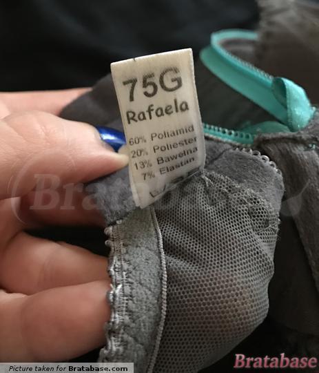   75G - Nipplex » Rafaela Big Bra (4114)