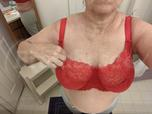 38H - Panache » Envy Balconnet Bra (7285) Wearing bra - Other view