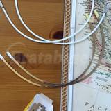 Tools to change the wires. Below: Panache wires, above: BravoBella wires