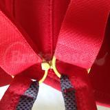 Panache Sport Bra 30F Red/Charcoal J-hook