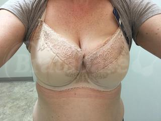 80G - Gaia » Adeline Semi Soft (547) Wearing bra - Front shot