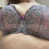 Here's the quad boob, definitely need more room