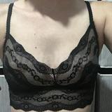 Lace Kiss Bralette (910182)